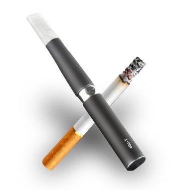 cigarette electronique et cigarette