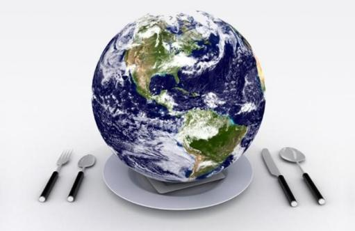 végétarien flexitarien bon pour la planète