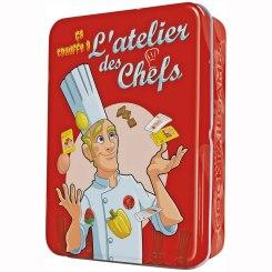 cours de cuisine l'Atelier des Chefs