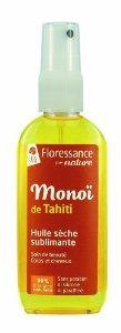 huile sèche de monoi floressance