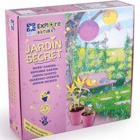 radis et capucine coffret mon jardin secret