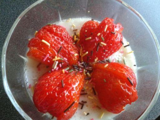 pannacotta coco fraise2